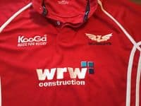 Classic Rugby Shirts   2006 Llanelli Scarlets Vintage Old Jersey